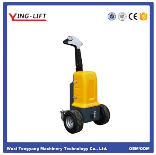 750kg Capacity Electric Smart Tow Mini Hand Tractor pictures & photos