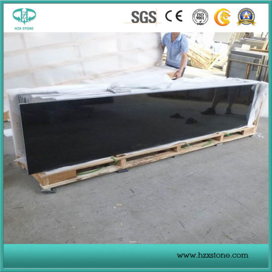 Hebei/Shanxi/Mongolia/China Black Granite Slabs/Kitchen/Bathroom Vanity Top/Countertops pictures & photos