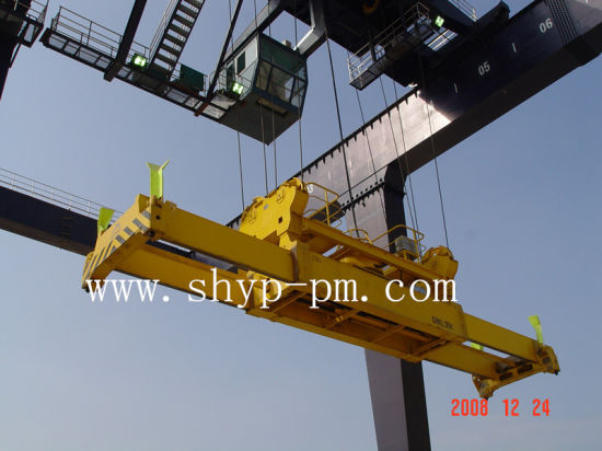 Full-Auto Rotational Container Spreader (CNG0000) pictures & photos