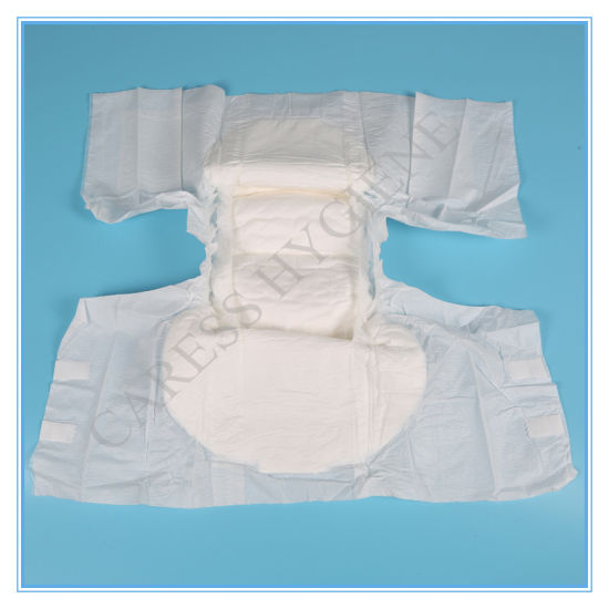 High Dry and Soft Disposable Adult Diaper pictures & photos