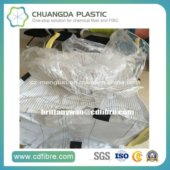 Type C Conductive FIBC Jumbo Big Bag with PE Liner pictures & photos