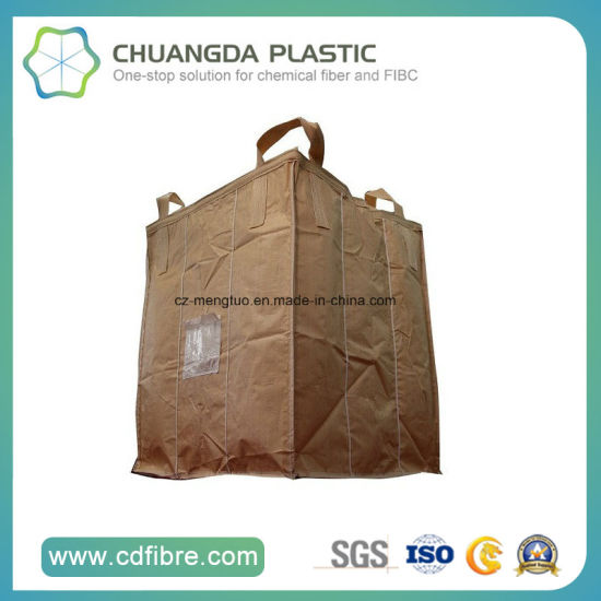 FIBC Bag Super Sack with Baffle Inside for Packing Chemicals pictures & photos