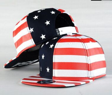 Fashion USA Flag Printed Cotton Cap in Various Sizes, Designs and Materials pictures & photos