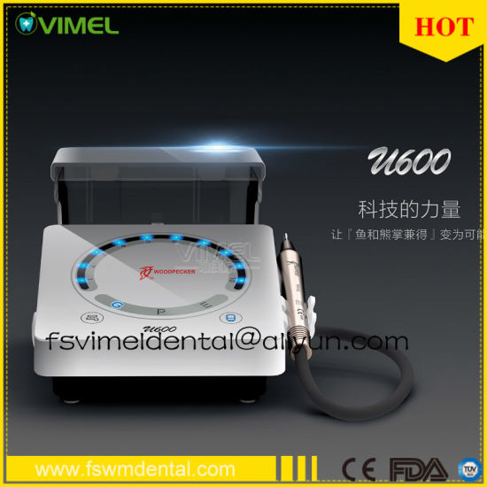 Newest Woodpecker Piezo Ultrasonic Scaler with LED Light