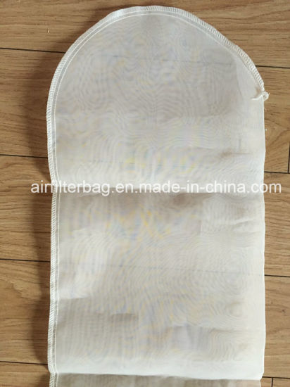 Nylon Liquid Filter Bag for Liquid/Tea/Water/Oil Filter (200um) pictures & photos