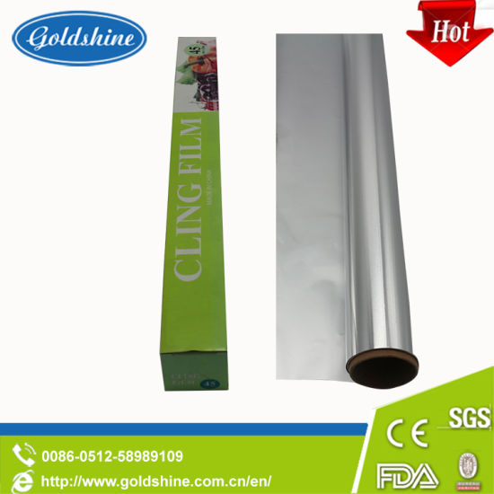 8011 Alloy Aluminum Foil for Foods Packing Meat Fresh pictures & photos