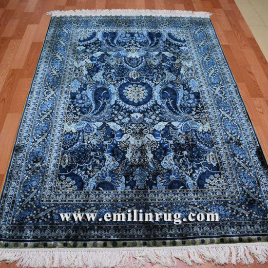 Hand Knotted Persian Turkish Silk
