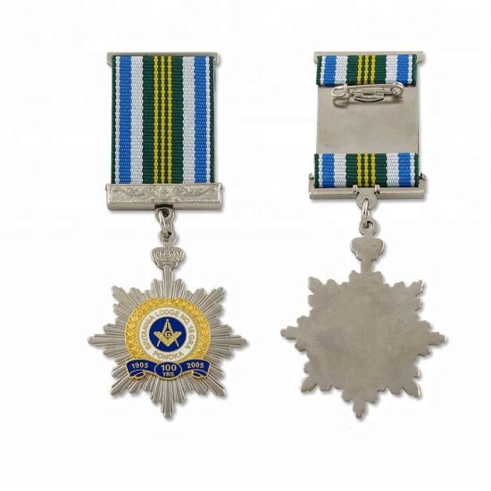 Wholesale Design Your Own Award Medal for Promotion Gift