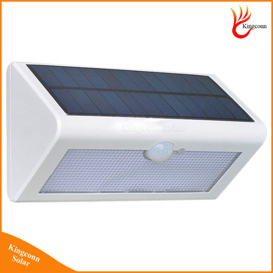 500 Lumen Solar Lamp Motion Sensor Solar Light Outdoor Solar Garden Light pictures & photos