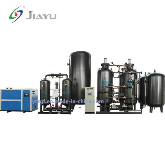97%-99.9995% Energy Saving N2 Gas Generator Psa Nitrogen Generator