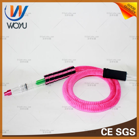 Bulk Sale Glass Smoking Hookah Accessories Shisha Soft Pipe pictures & photos