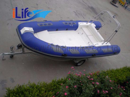 Ilife Ce New Fashion Direct China Factory 5.4m Rigid Inflatable Boat China Rib Boats
