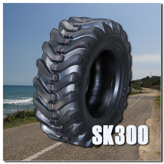 Industrial Tyre/Skid Steer Tyre Best OEM Supplier for XCMG /10-16.5 12-16.5 Rg500 pictures & photos