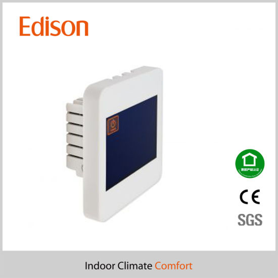 LCD Touch Screen Heating Room Thermostats pictures & photos