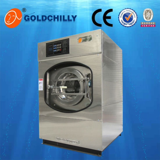 Industrial Laundry Machine Stainless Steel Washer Extractor Machine