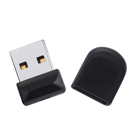 Real Capacity Super Mini USB Flash Thumb Drive with Logo Printed pictures & photos