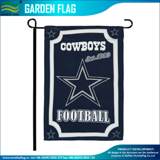 America NFL Sports Polyester Dallas Cowboys Flag (J-NF01F03113) pictures & photos