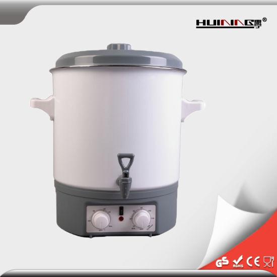 Electric Canning Pot Enamel Finish