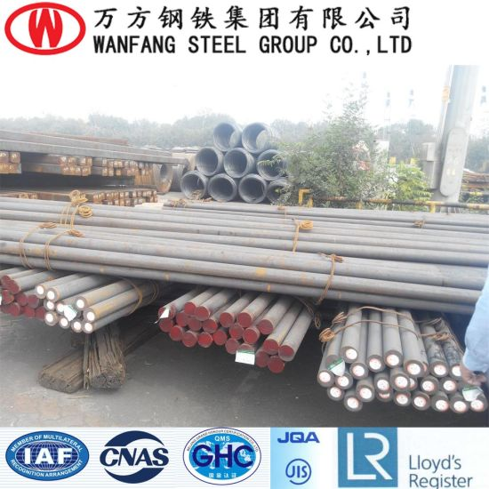 Hot Rolled Alloy Steel Round Bar 20crmnti