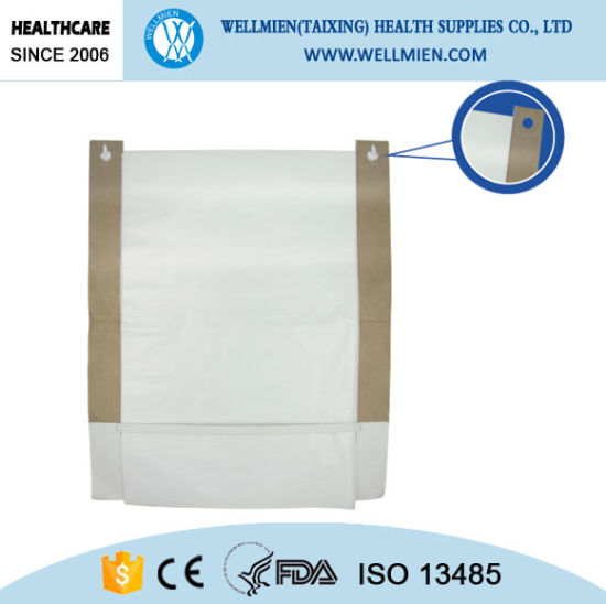 Disposable Cleaning Waterproof PE Apron pictures & photos