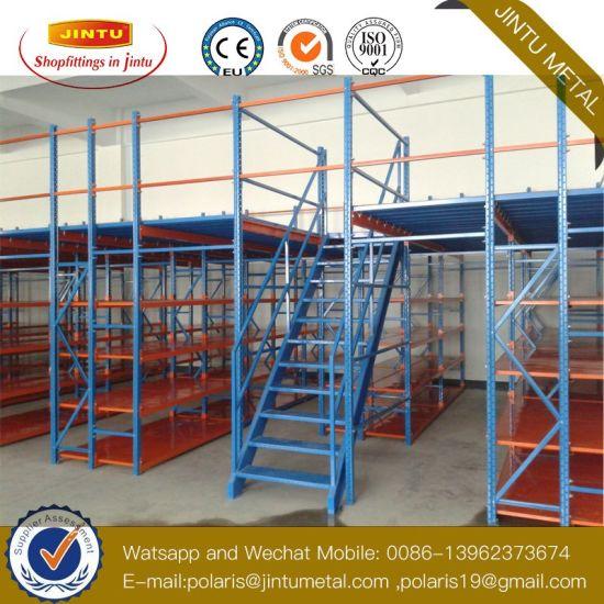 Factory Wholesale High-Efficiency Heavy Duty Radio Shuttle Pallet Racking