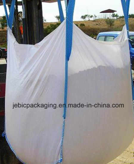 Polypropylene PP Flexible Intermediate Bulk Containers FIBC Bulk Bags pictures & photos