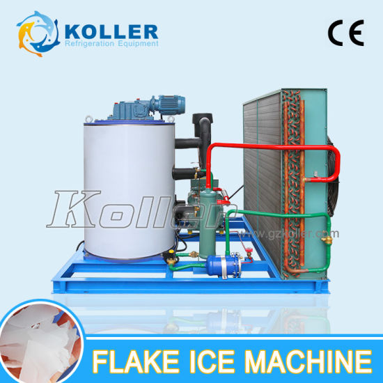 Touch-Screen Ice Flake Machine Factory pictures & photos