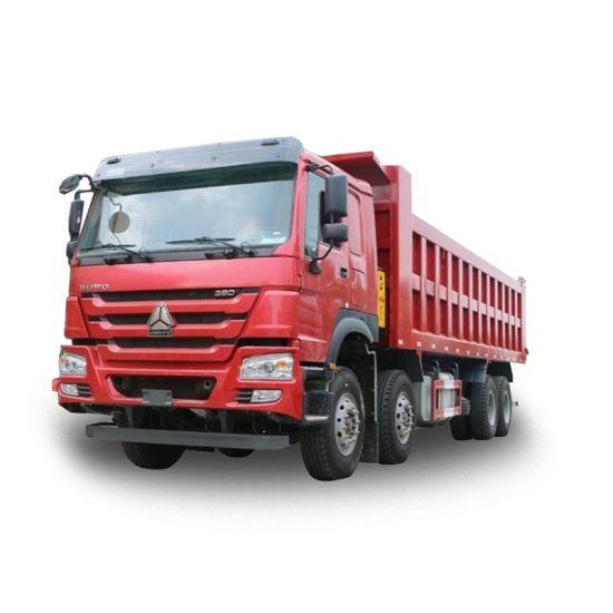 Sinotruk HOWO 8X4 Heavy Duty 40ton Dump Tipper Truck