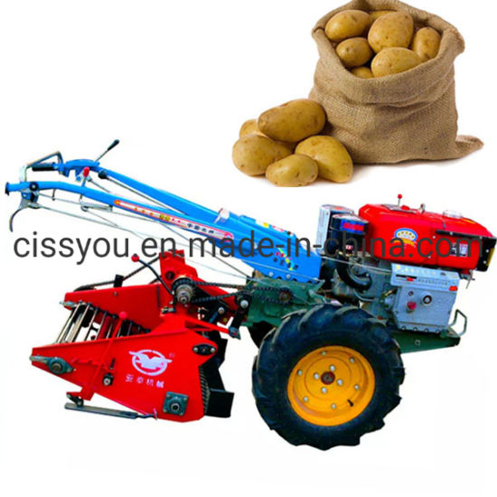 Hot Selling Potato Digger Farm Agriculture Harvester Equipment Machine