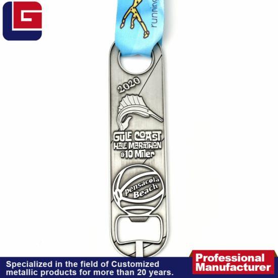 2020 New Hot Sale Custom Metal Sport Medal