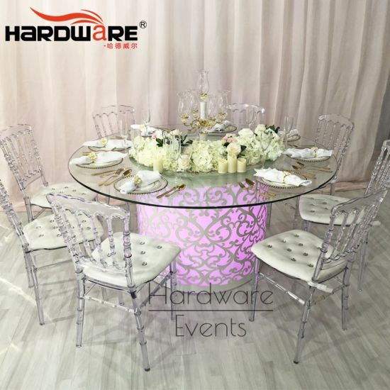 China Promotion Price Restaurant Tables And Chairs Tables With Led Light China Dining Room Tables Chairs For Banquets