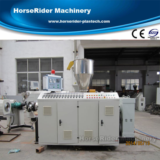 Hot in The Chinese Market PVC Pipe Extrusion Line