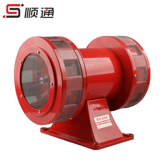 Ms-690 Industrial Double Electric Motor Siren
