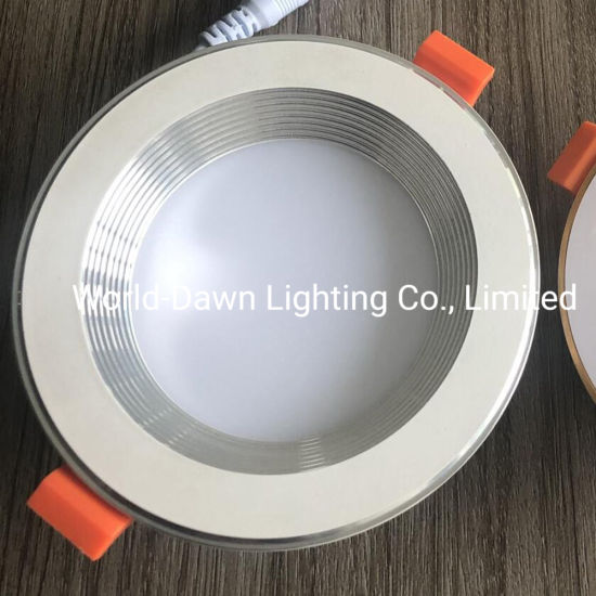 2020hotsale Aluminum Diecasting with Gold or Silver 3W/5W/7W/9W 2years Warranty Down Light