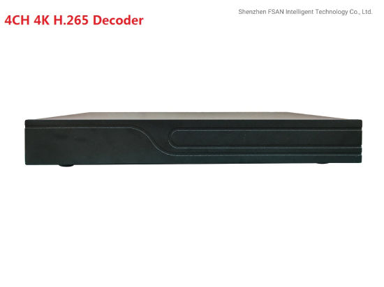 Fsan H. 265 HDMI UHD Splicing on Wall 4K HD Decoder