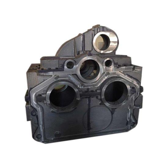 Heavy Steel Iron Castings with Good Heat Treatment&Machining
