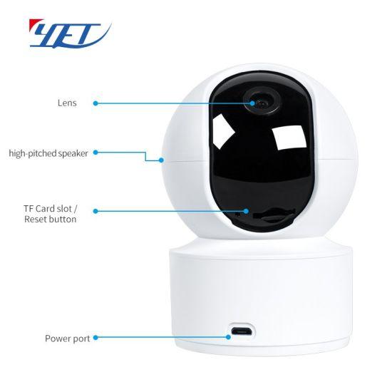 Indoor HD IP Network Camera Yet-Wy03