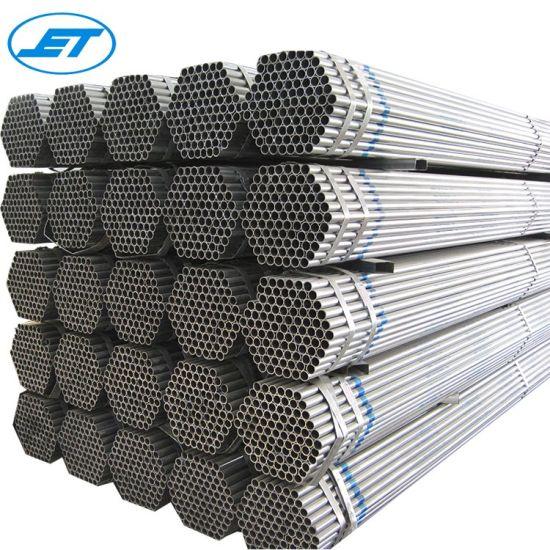 Construction Building Black Scaffolding Steel Pipe