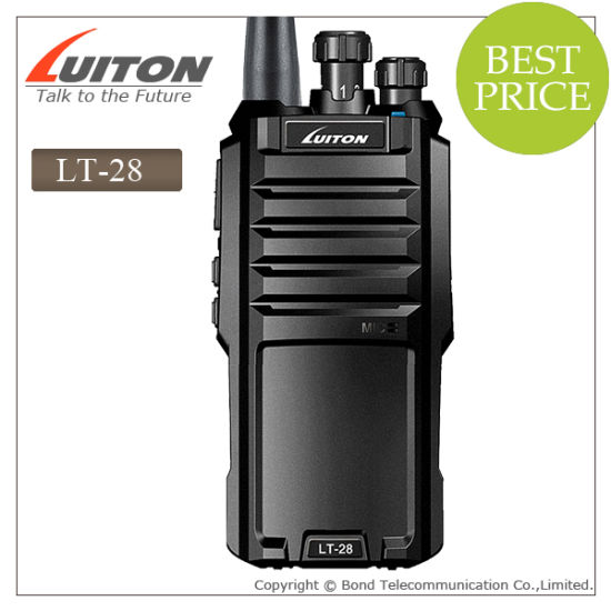 Professional Radio Lt-28 Walkie Talkie pictures & photos