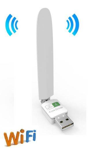 High Quality Wireless Mini USB2.0 WiFi Adapter 150Mbps 300Mbps