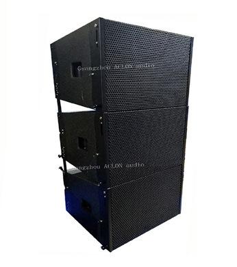 Dual 12 Inch Inner Crossover Professional Neodymium Line Array