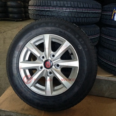 13inch Trailer Complete Wheel with Alloy Rim