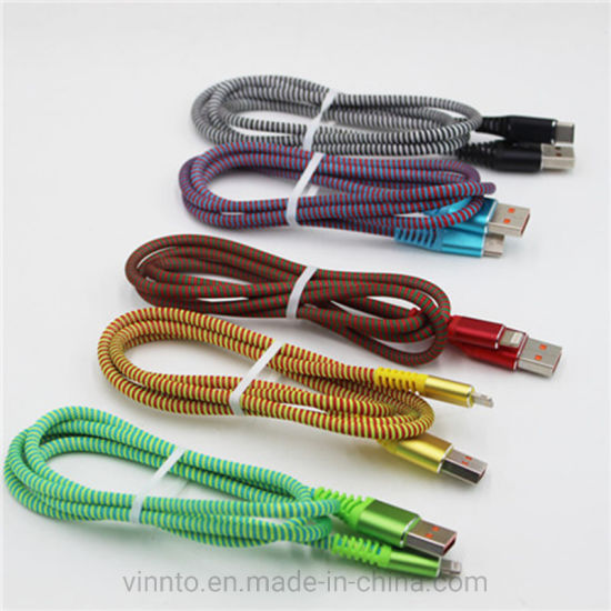 High Quality USB Charging Data Cable Wholesale Android Mobile Phone Micro USB Cable