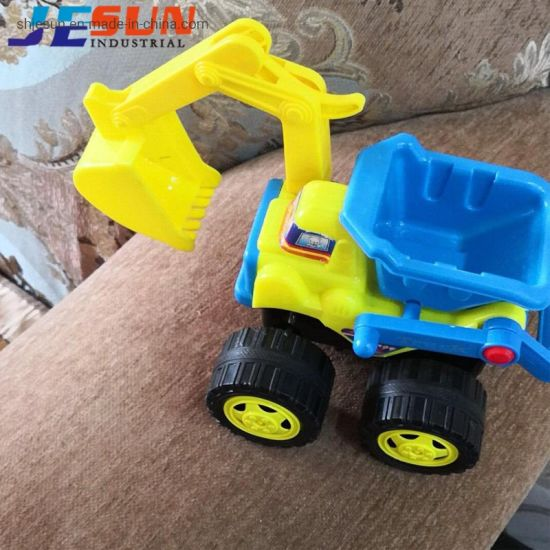 OEM Customized Plastic Injection Molding Educational Kids Car Toys by Injection Molds