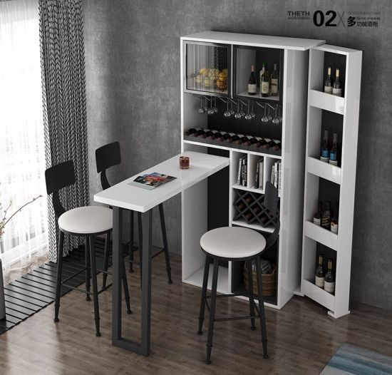 China Modern Simple Foldable Telescopic, Small Bar Furniture