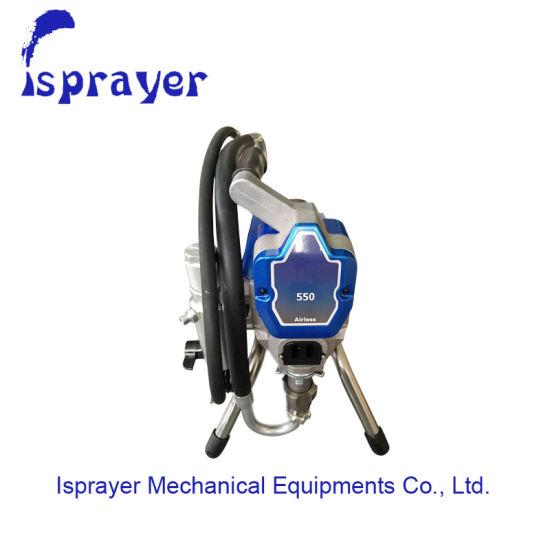 Small Flow Piston Pump Airless Sprayer