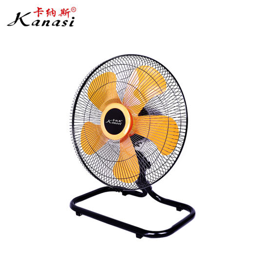 "18 "" Inch OEM ODM Oscillating Home Household Floor Fan"