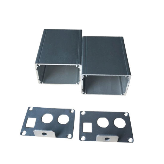Can Be Customized Color and IP66 Protection Level Small Aluminum Box
