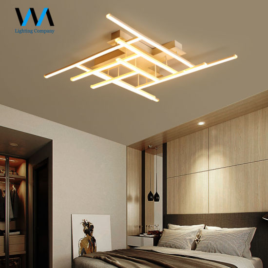 Lighting Fixture Simple Surface Mounted LED Ceiling Lamp