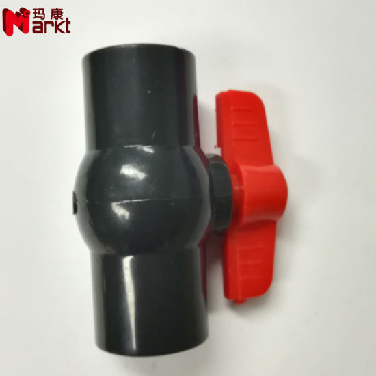 Good Quality Low Price Plastic PPR Brass Ball Valve for Water PPR Pipe